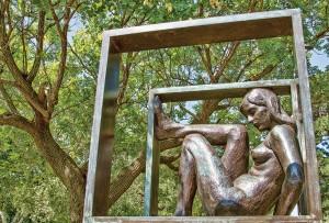Sheldon Garden Sculpture Pic
